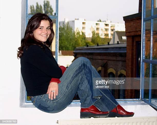 Katharina Wackernagel * Schauspielerin D Einzelaufnahme