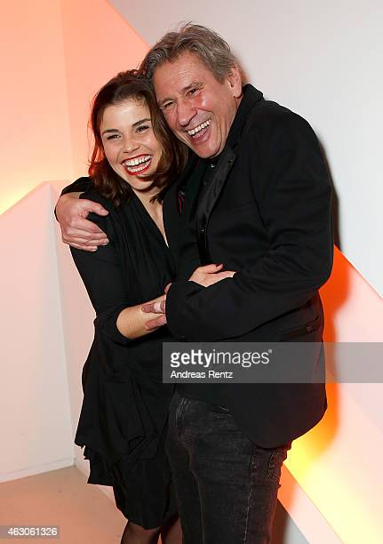 Katharina Wackernagel and Michael Kind attend LOLA at the 65th Berlinale International Film Festival on February 6 2015 in Berlin Germany