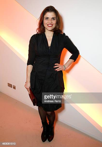Katharina Wackernagel attends LOLA at the 65th Berlinale International Film Festival on February 6 2015 in Berlin Germany