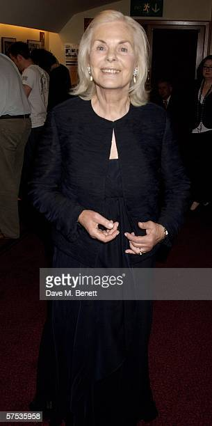Katharine Duchess of Kent poses in the Awards Room at the Classical Brit Awards 2006 at The Royal Albert Hall on May 4 2006 in London England The...