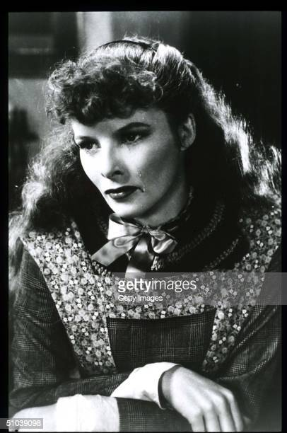 Katharine Hepburn Appears In The Film 'Little Women' In USA Actress Hepburn Won Four Of Twelve Oscar Nominations For Best Actress And Starred In Such...