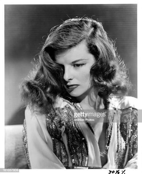 Katharine Hepburn in a scene from the film 'The Philadelphia Story' 1940