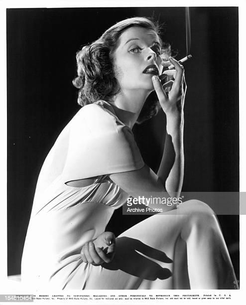 Katharine Hepburn in publicity portrait Circa 1932