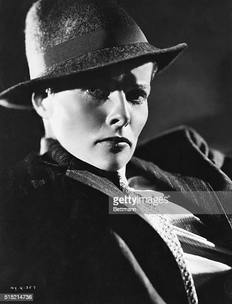 Katharine Hepburn in the 1935 film Sylvia Scarlett