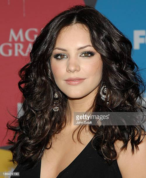 Katharine McPhee during 2006 Billboard Music Awards Arrivals at MGM Grand Hotel in Las Vegas Nevada United States