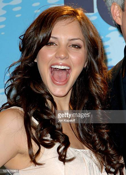 Katharine McPhee during 'American Idol' Season 5 Finale Press Room at Kodak Theater in Hollywood California United States