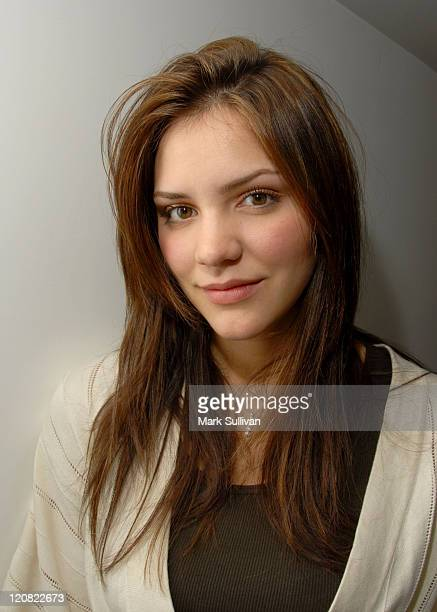 Katharine McPhee during Katharine McPhee Photo Shoot for Backstage Creations at Rehearsal Studio in Burbank California United States