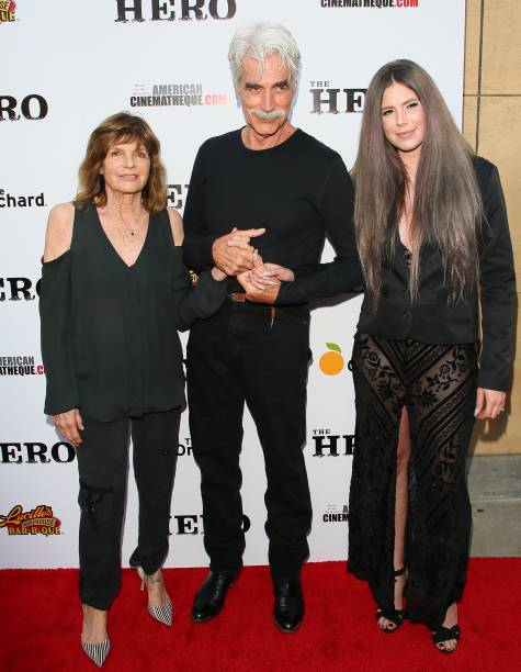 Premiere of the orchard 39 s the hero arrivals photos and for Katharine ross sam elliott daughter