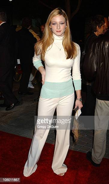 Katharine Towne during 'Abandon' Premiere Los Angeles at Paramount Studios in Los Angeles California United States