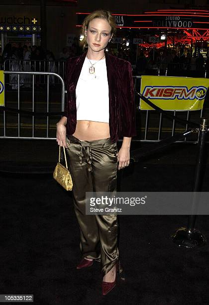 Katharine Towne during 'The Tuxedo' Premiere Los Angeles at Mann's Chinese Theatre in Hollywood California United States