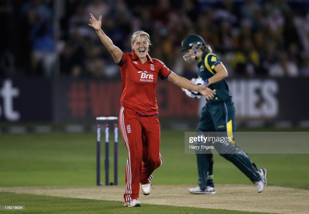 England Women v Australia Women: Women's Ashes Series - 1st NatWest T20