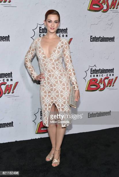 Katherine Burrell at Entertainment Weekly's annual ComicCon party in celebration of ComicCon 2017 at Float at Hard Rock Hotel San Diego on July 22...