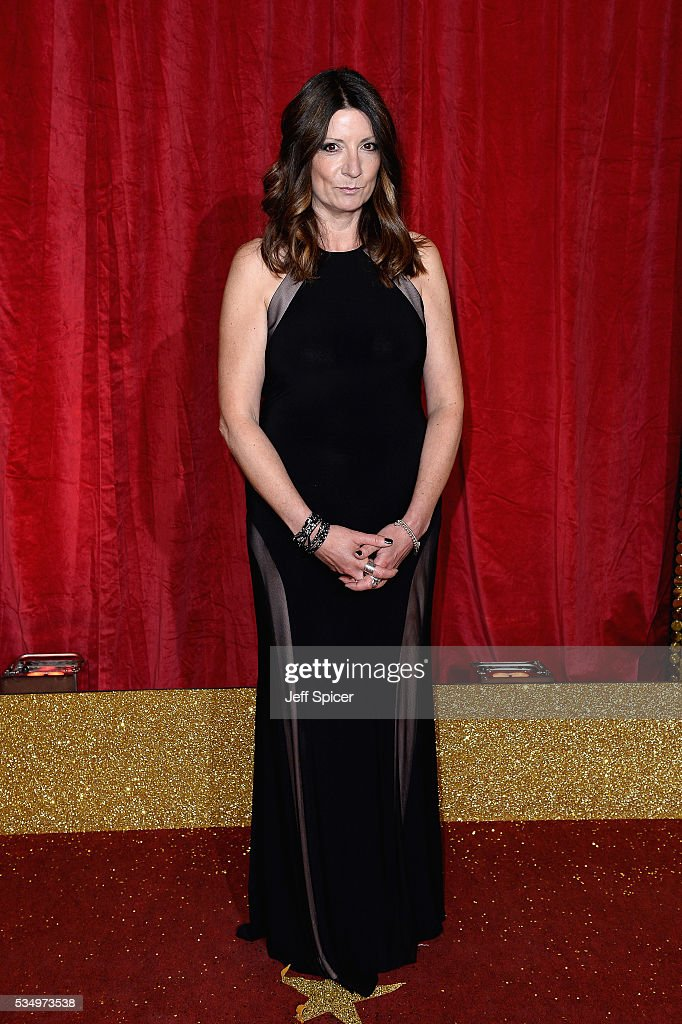 Katherine Dow Blyton attends the British Soap Awards 2016 at Hackney Empire on May 28, 2016 in London, England.