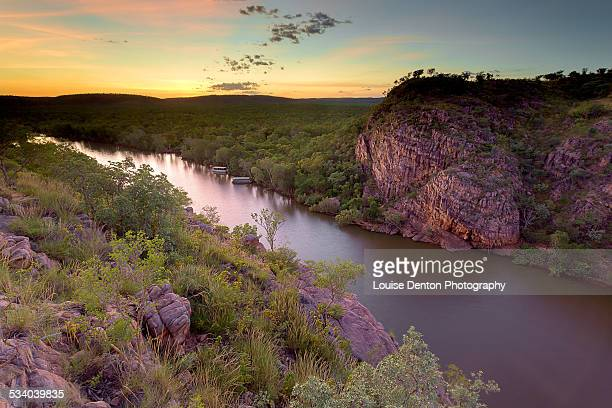 Katherine Gorge Sunset
