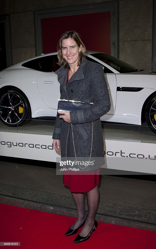 <a gi-track='captionPersonalityLinkClicked' href=/galleries/search?phrase=Katherine+Grainger&family=editorial&specificpeople=240295 ng-click='$event.stopPropagation()'>Katherine Grainger</a> attends the Jaguar Academy of Sport annual awards at The Royal Opera House on December 8, 2013 in London, England.