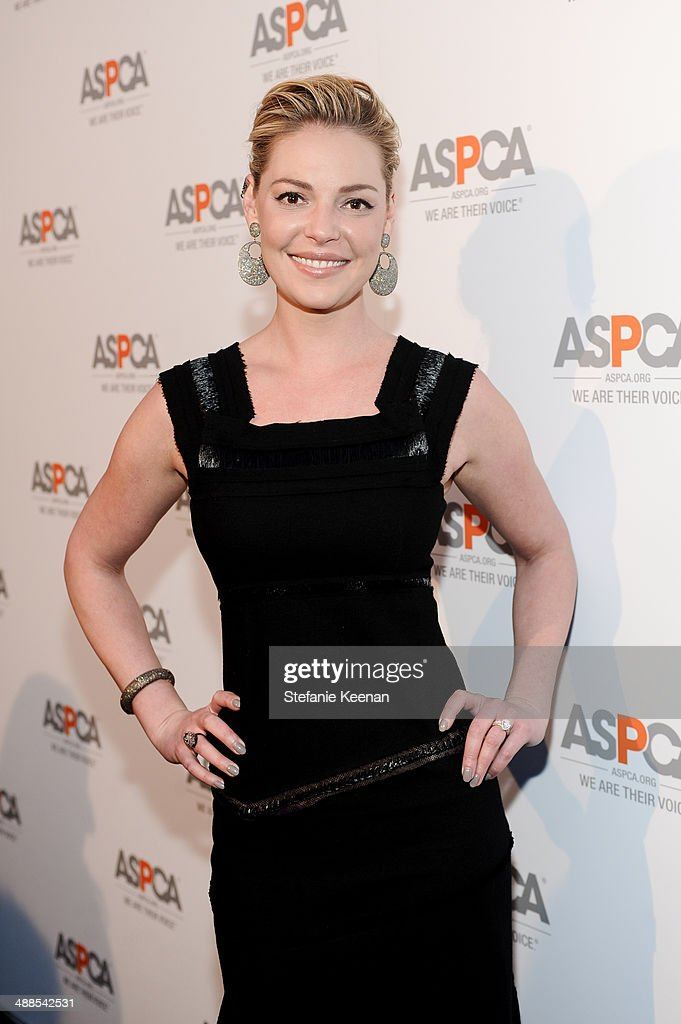 <a gi-track='captionPersonalityLinkClicked' href=/galleries/search?phrase=Katherine+Heigl&family=editorial&specificpeople=206952 ng-click='$event.stopPropagation()'>Katherine Heigl</a> attends ASPCA Celebrates Its Multi-Million Dollar Commitment To Los Angeles' Animals on May 6, 2014 in Beverly Hills, California.