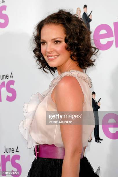 Katherine Heigl attends 'Killers' Los Angeles Premiere at ArcLight Cinemas on June 1 2010 in Hollywood California