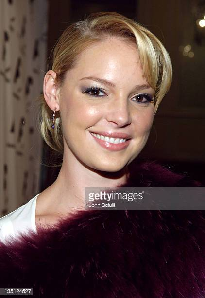 Katherine Heigl during The Los Angeles Free Clinic's 29th Annual Dinner Gala Arrivals at Regent Beverly Wilshire Hotel in Beverly Hills California...
