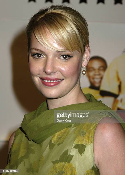 Katherine Heigl during 'The Ringer' Los Angeles Premiere Arrivals at Directors Guild of America in Hollywood California United States