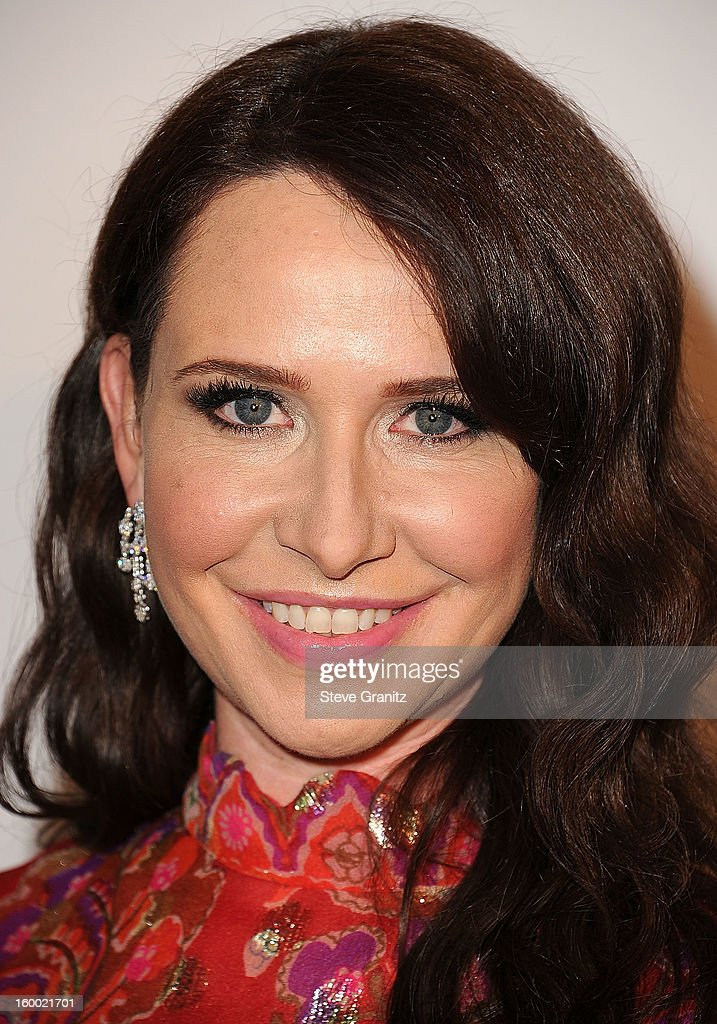 Katherine Jane Bryant arrives at the ELLE's 2nd Annual Women In Television Celebratory Dinner at Soho House on January 24, 2013 in West Hollywood, California.