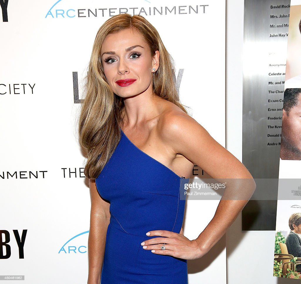 <a gi-track='captionPersonalityLinkClicked' href=/galleries/search?phrase=Katherine+Jenkins&family=editorial&specificpeople=204776 ng-click='$event.stopPropagation()'>Katherine Jenkins</a> attends ARC Entertainment with The Cinema Society screening of Lullaby at Museum of Modern Art on June 11, 2014 in New York City.