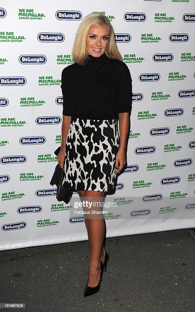<a gi-track='captionPersonalityLinkClicked' href=/galleries/search?phrase=Katherine+Jenkins&family=editorial&specificpeople=204776 ng-click='$event.stopPropagation()'>Katherine Jenkins</a> attends the Macmillan De'Longhi Art auction 2013 at Royal Academy of Arts on September 23, 2013 in London, England.
