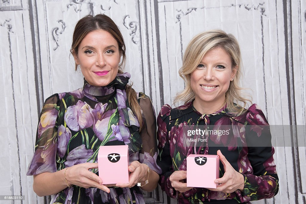 The Build Series Presents Katherine Kallinis Berman And Sophie Kallinis LaMontagne Discussing Their Store Georgetown Cupcake