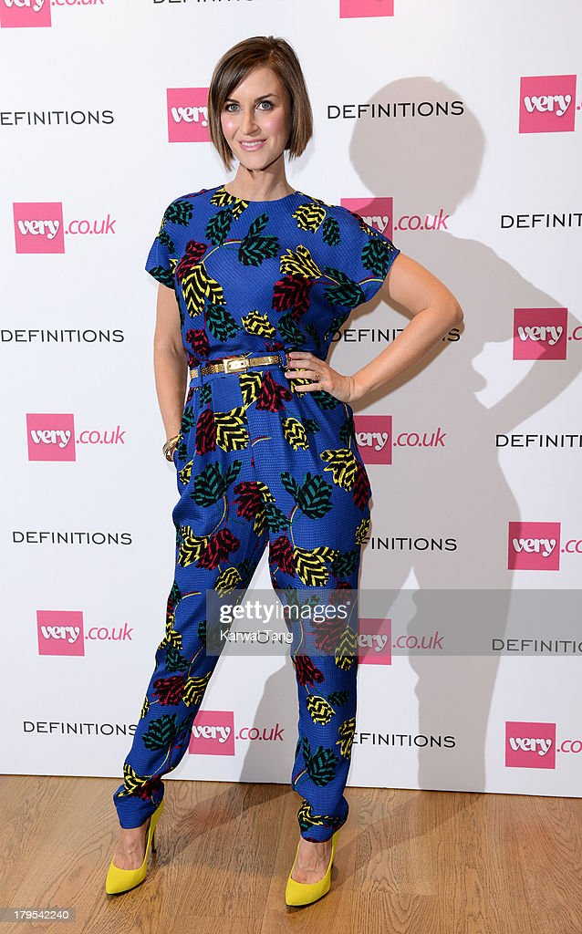 <a gi-track='captionPersonalityLinkClicked' href=/galleries/search?phrase=Katherine+Kelly&family=editorial&specificpeople=93646 ng-click='$event.stopPropagation()'>Katherine Kelly</a> attends the launch party of very.co.uk's Definitions range at Somerset House on September 4, 2013 in London, England.