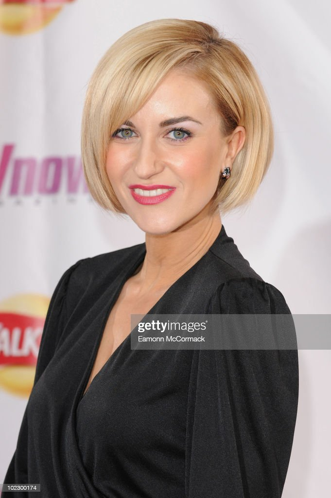 Katherine Kelly attends the TV Now Awards on May 22, 2010 in Dublin, Ireland.