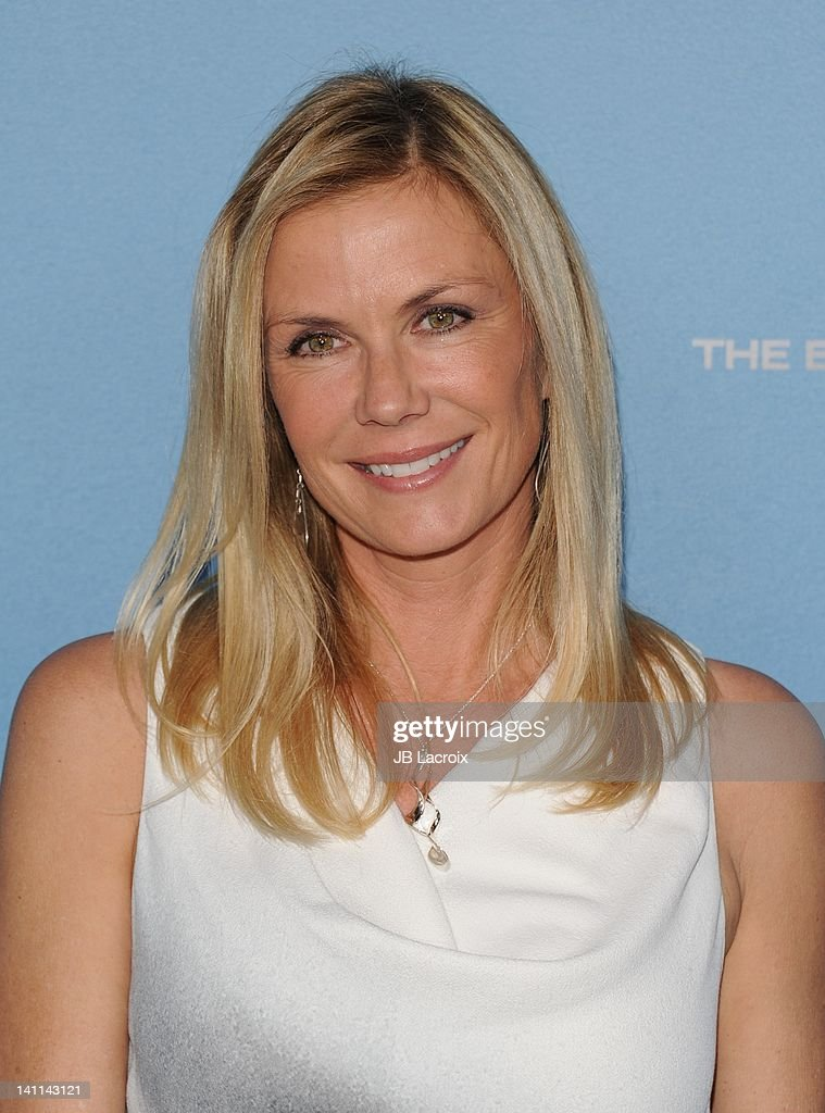 Katherine Kelly Lang attends the 25th Silver Anniversary party for CBS' 'The Bold And The Beautiful on March 10, 2012 in Los Angeles, California.