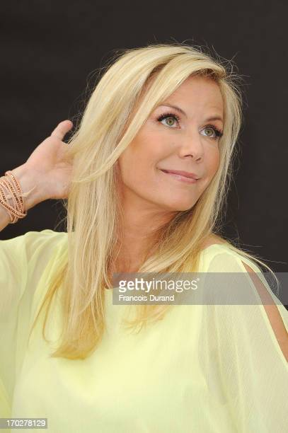 Katherine Kelly Lang attends 'The Bold And The Beautiful' Photocall as part of the 53rd Monte Carlo TV Festival on June 10 2013 in MonteCarlo Monaco