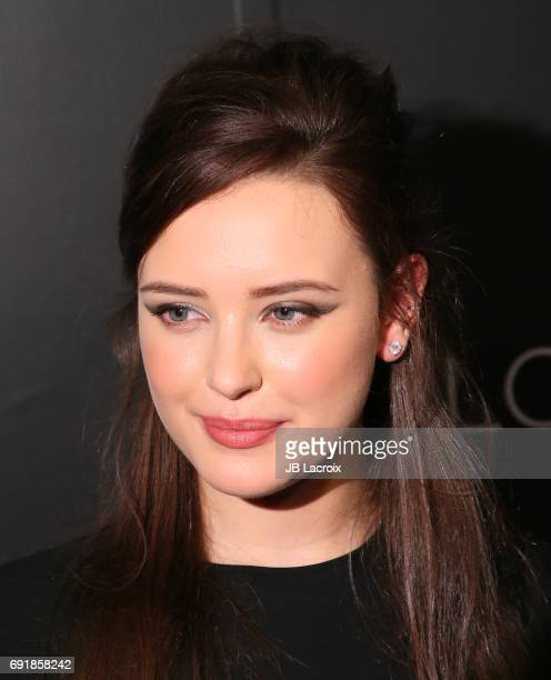 Katherine Langford attends Netflix's '13 Reasons Why' FYC event at Netflix FYSee Space on June 02 2017 in Beverly Hills California