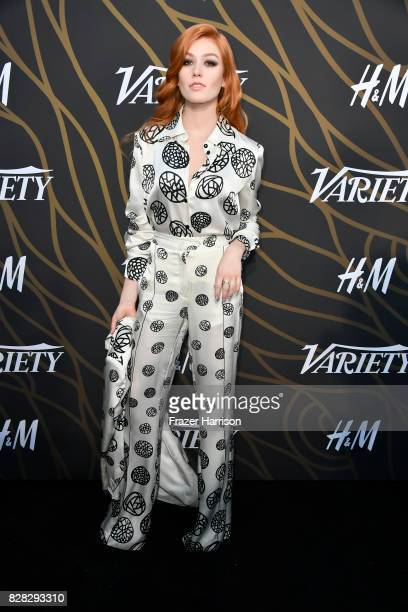Katherine McNamara attends Variety Power Of Young Hollywood at TAO Hollywood on August 8 2017 in Los Angeles California