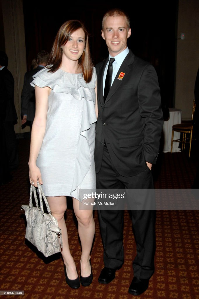 Katherine Reutter and Patrick Meek attend Right To Play RED BALL GALA at Gotham Hall on May 25, 2010 in New York City.