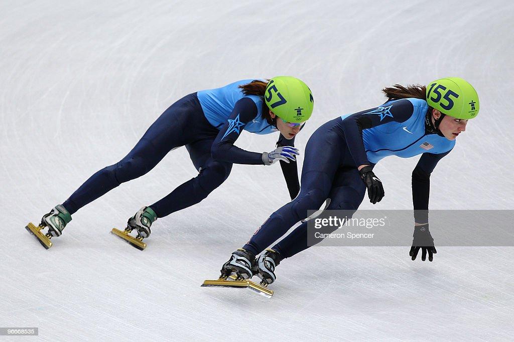 Short Track Speed Skating - Day 2