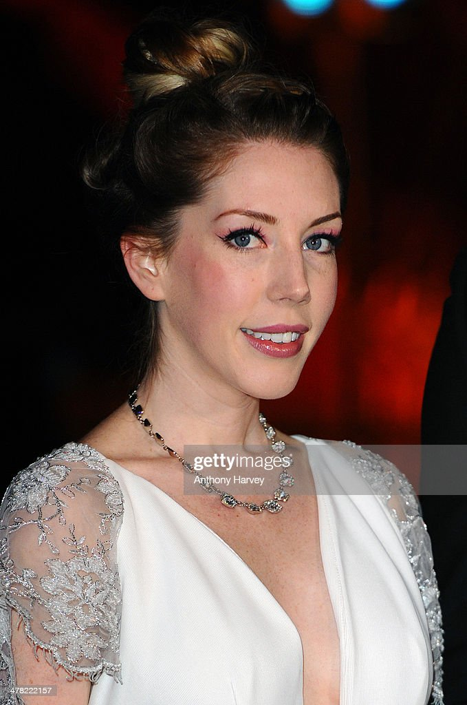 Katherine Ryan attends the 2014 British Academy Games Awards at Tobacco Dock on March 12, 2014 in London, England.