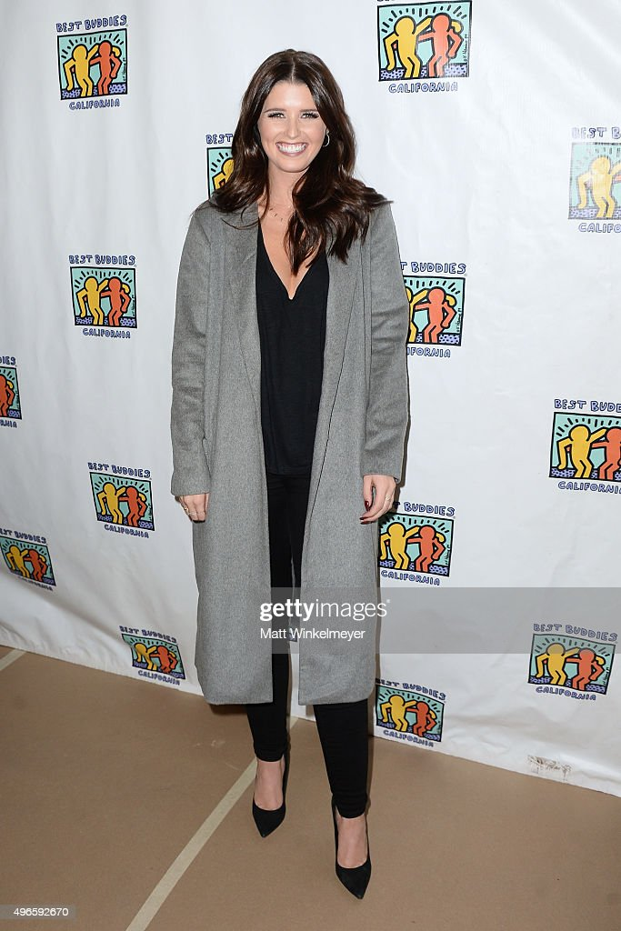 Katherine Schwarzenegger And Best Buddies Makeup Event