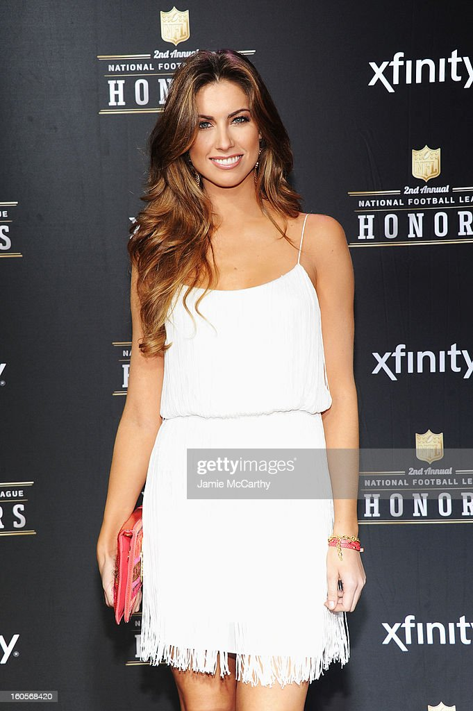 Katherine Webb attends the 2nd Annual NFL Honors at Mahalia Jackson Theater on February 2, 2013 in New Orleans, Louisiana.