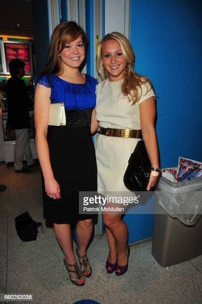 Katheryn Dennison and Ann Kenny attend ASSOCIATION to BENEFIT CHILDREN hosts COCKTAILS IN CANDYLAND at Dylan's Candy Bar on June 18 2009 in New York...