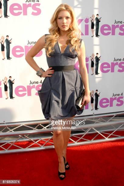 Katheryn Winnick attends 'Killers' Los Angeles Premiere at ArcLight Cinemas on June 1 2010 in Hollywood California