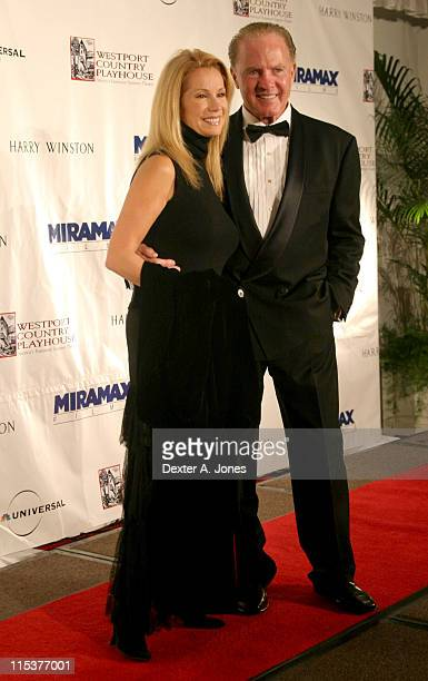 Kathie Lee and Frank Gifford during The Westport Country Playhouse Fundraiser for 'The Campaign for a New Era' at Hyatt Regency Greenwich in...