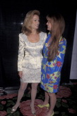 Kathie Lee Gifford and Jane Seymour during ChildHelp USA's 33rd Annual Woman of the World Luncheon at Beverly Hilton Hotel in Beverly Hills...