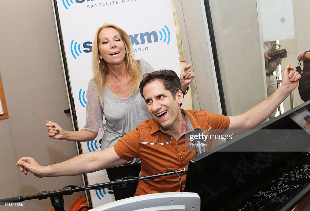 <a gi-track='captionPersonalityLinkClicked' href=/galleries/search?phrase=Kathie+Lee+Gifford&family=editorial&specificpeople=203269 ng-click='$event.stopPropagation()'>Kathie Lee Gifford</a> and Seth Rudetsky of Seth Speaks visit SiriusXM Studio on July 6, 2011 in New York City.