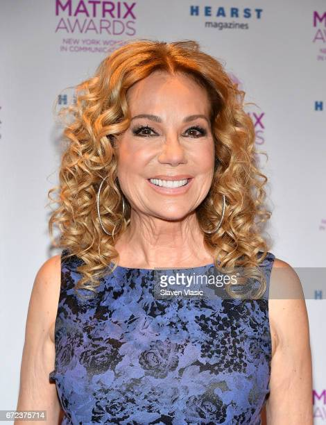 Kathie Lee Gifford attends 2017 Matrix Awards at Sheraton New York Times Square on April 24 2017 in New York City
