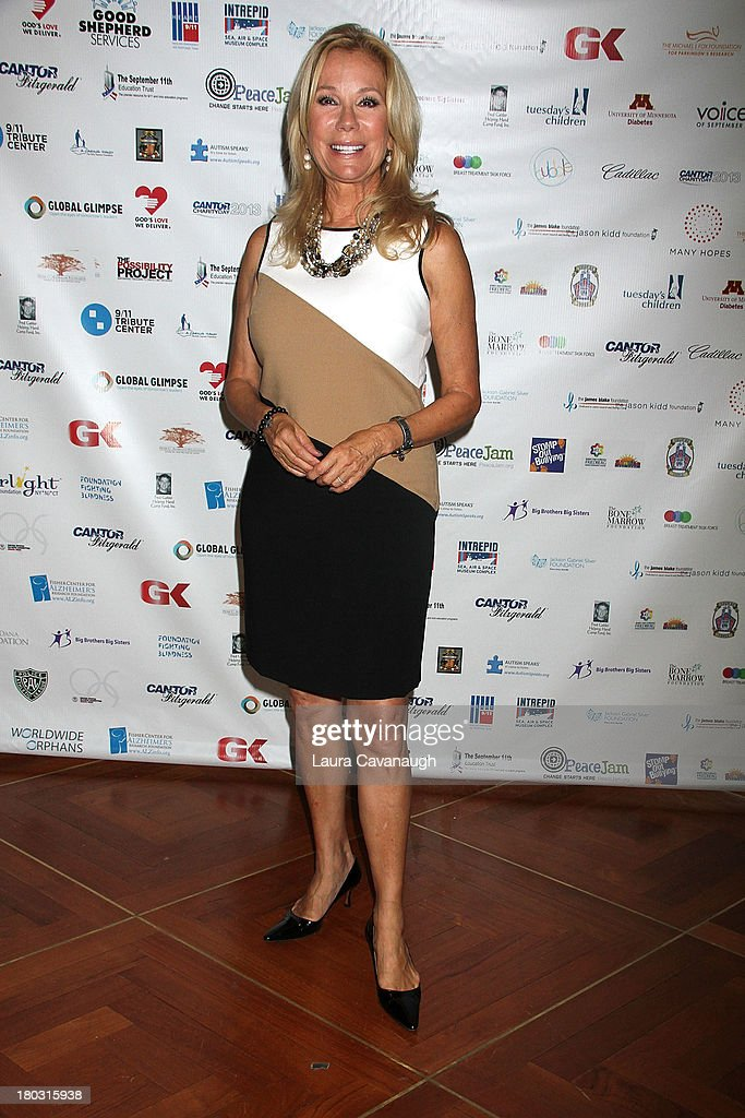 Kathie Lee Gifford attends Cantor Fitzgerald And BGC Partners Annual Charity Day at Cantor Fitzgerald on September 11, 2013 in New York City.