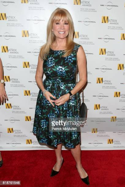 Kathie Lee Gifford attends New York WOMEN IN COMMUNICATIONS Presents The 2010 MATRIX AWARDS at Waldorf Astoria on April 19 2010 in New York City