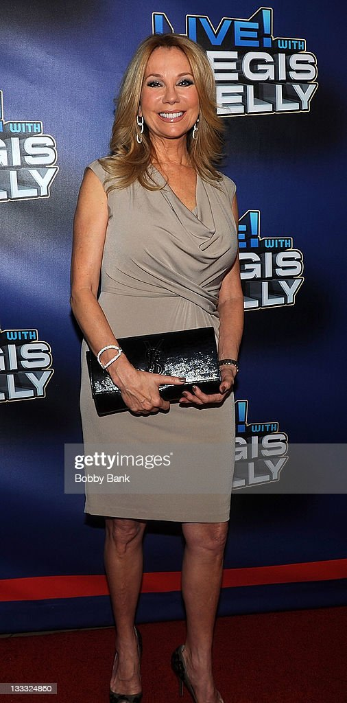 <a gi-track='captionPersonalityLinkClicked' href=/galleries/search?phrase=Kathie+Lee+Gifford&family=editorial&specificpeople=203269 ng-click='$event.stopPropagation()'>Kathie Lee Gifford</a> attends Regis Philbin's Final Show of 'Live! with Regis & Kelly' at the Live with Regis & Kelly Studio on November 18, 2011 in New York New York.