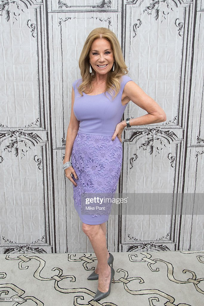 Kathie Lee Gifford attends the AOL Build Speaker Series at AOL Studios In New York on April 20, 2016 in New York City.
