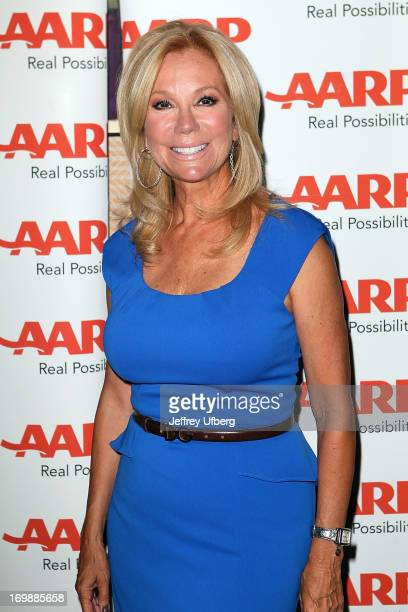 Kathie Lee Gifford attends the Hoda Kotb And Kathie Lee Gifford AARP Magazine Cover Celebration at Le Bernardin on June 3 2013 in New York City