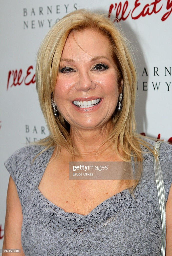 Kathie Lee Gifford attends the 'I'll Eat You Last: A Chat With Sue Mengers' Broadway opening night at The Booth Theater on April 24, 2013 in New York City.